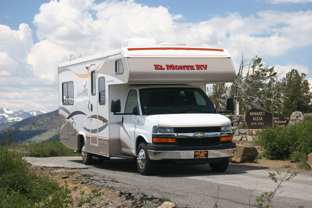 El Monte RV Rental